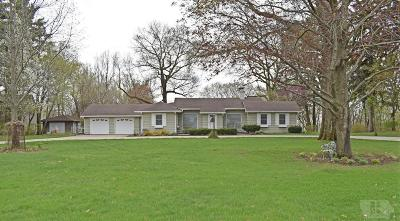 Marshalltown Single Family Home For Sale: 1710 W Lincoln Way