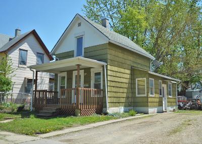 Marshalltown Single Family Home For Sale: 110 W Lincoln Street