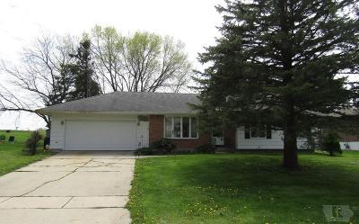 Marshalltown IA Single Family Home For Sale: $104,900