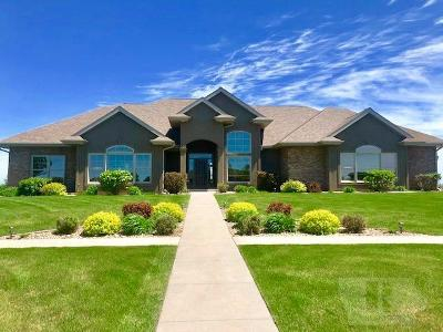 Grinnell Single Family Home For Sale: 2006 Jewel Drive