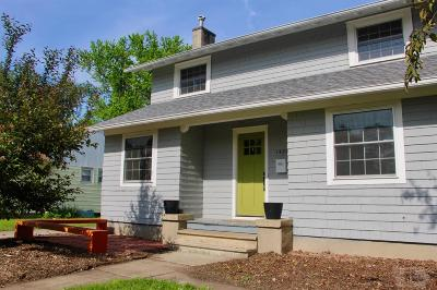 Grinnell Single Family Home For Sale: 1420 Summer Street