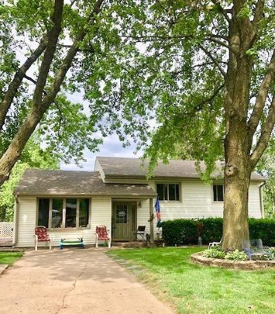 Grinnell Single Family Home For Sale: 1723 Spencer Street