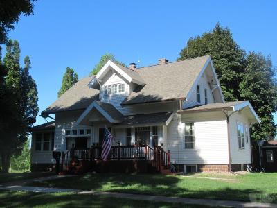 Single Family Home For Sale: 506 Walnut Street