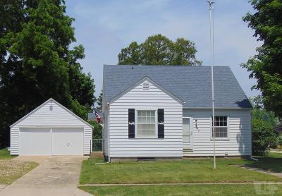 Montezuma Single Family Home For Sale: 303 W Main Street