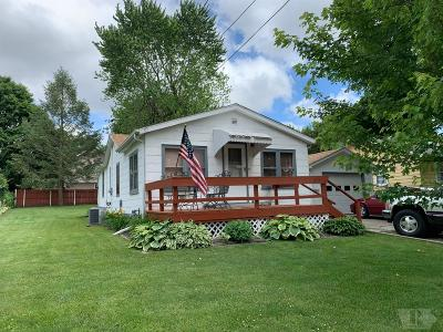 Single Family Home For Sale: 626 E 6th Street N