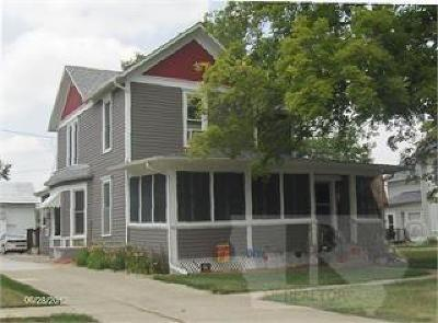 Single Family Home For Sale: 710 Broadway Street