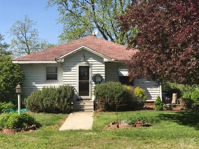 Single Family Home For Sale: 4160 110th Street