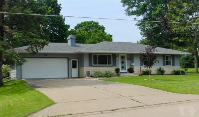 Grinnell Single Family Home For Sale: 816 16th Avenue