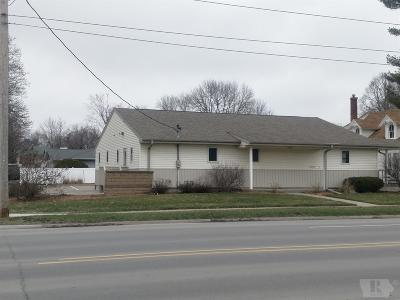 Grinnell Single Family Home For Sale: 603 6th Avenue
