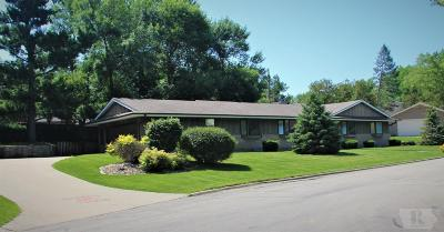 Grinnell Single Family Home For Sale: 1824 Manor Drive