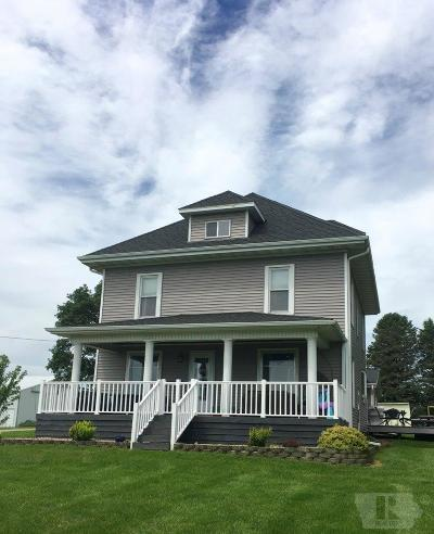 Single Family Home For Sale: 26749 G Avenue