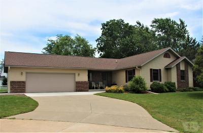 Grinnell Single Family Home For Sale: 5 Hobart Place