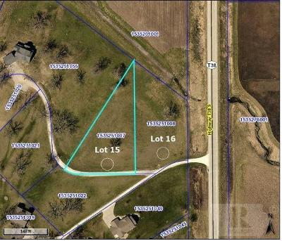 Residential Lots & Land For Sale: Hwy T38 S