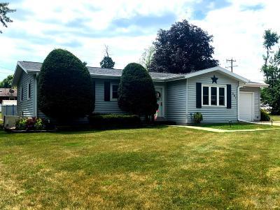 Marshalltown IA Single Family Home For Sale: $139,900