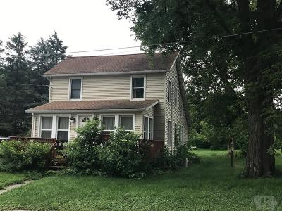 Single Family Home For Sale: 401 Taylor Street