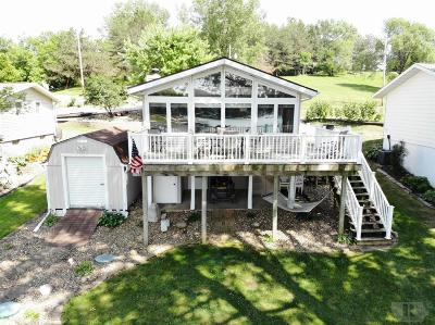 Single Family Home For Sale: 110 Scenic Drive