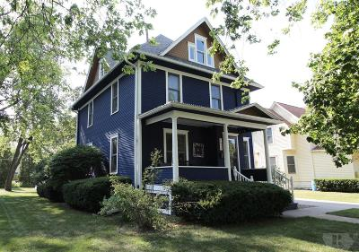 Grinnell Single Family Home For Sale: 1127 Summer