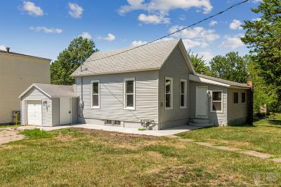 Grinnell Single Family Home For Sale: 103 4th Avenue