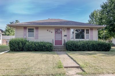 Sully Single Family Home For Sale: 808 4th Street
