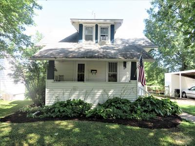 Marshalltown Single Family Home For Sale: 1511 W Main Street