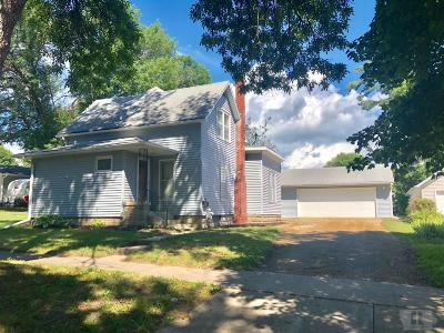 Marshalltown Single Family Home For Sale: 711 N 4th Street