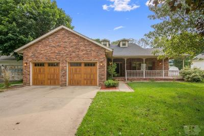 Grinnell Single Family Home For Sale: 1526 Main Street