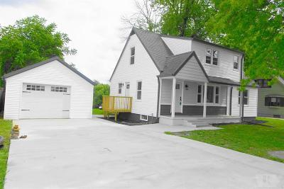 Grinnell Single Family Home For Sale: 1228 Reed Street
