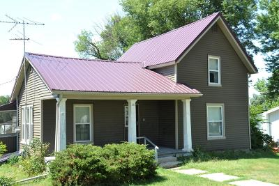 Single Family Home For Sale: 211 N Church Street