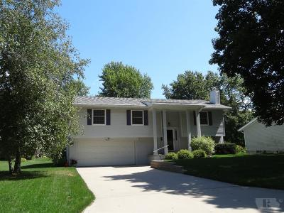 Grinnell Single Family Home For Sale: 1610 Prairie Street