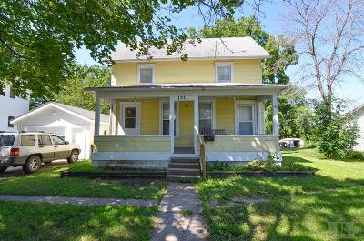 Grinnell Single Family Home For Sale: 1531 Elm Street
