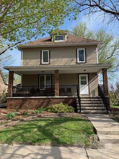 Montezuma Single Family Home For Sale: 603 E Main Street
