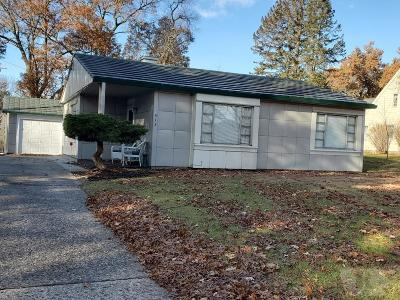 Marshalltown IA Single Family Home For Sale: $79,900