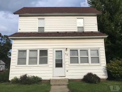Brooklyn Single Family Home For Sale: 419 Jackson Street