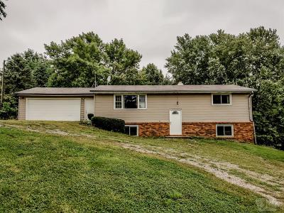 Marshalltown IA Single Family Home For Sale: $149,900