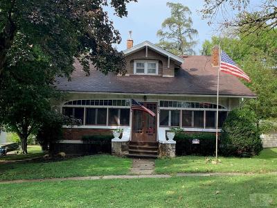 Tama Single Family Home For Sale: 1403 McClellan Street