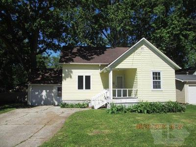 Single Family Home Sold: 717 N 12th Street