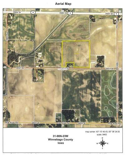 Forest City Residential Lots & Land For Sale: 345th Street