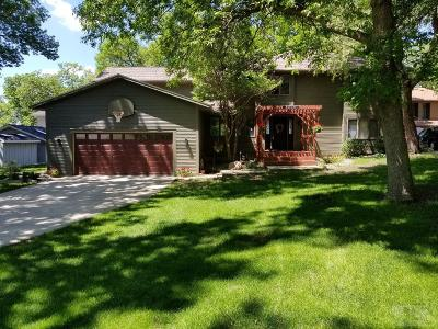 Clear Lake Single Family Home For Sale: 4090 240th Street