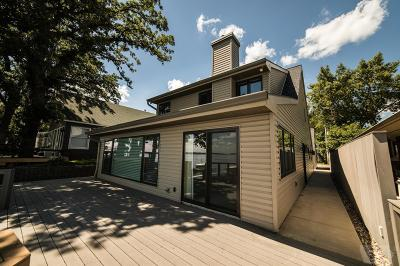 Clear Lake Single Family Home For Sale: 1311 N Shore Drive