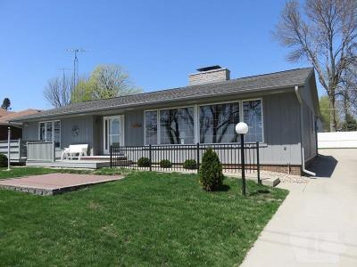 Clear Lake Single Family Home For Sale: 2402 N Shore Drive