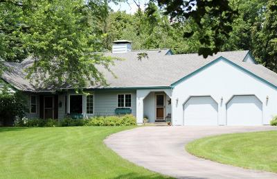 Clear Lake Single Family Home For Sale: 40 Four Winds Drive