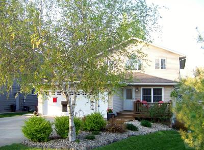 Clear Lake Single Family Home Active-Contingent: 1412 W. 6th Ave. N.