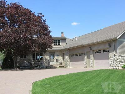 Mason City Single Family Home For Sale: 1830 Springview Drive