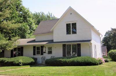 Forest City Single Family Home For Sale: 415 S 6th Street