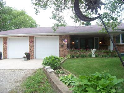 Clear Lake Single Family Home For Sale: 1320 Village Road