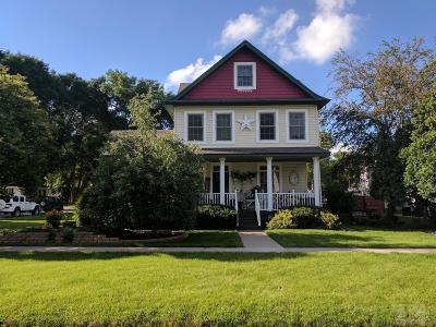 Garner Single Family Home For Sale: 490 West 8th Street Street W