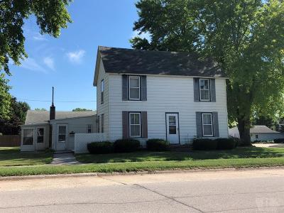 Britt Single Family Home For Sale: 289 2nd St NW