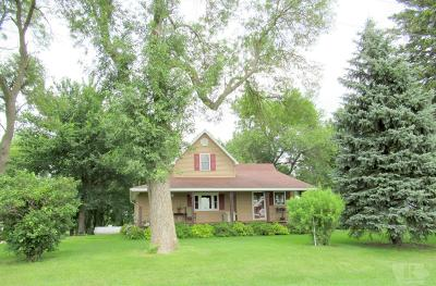 Forest City Single Family Home For Sale: 15104 380th Street