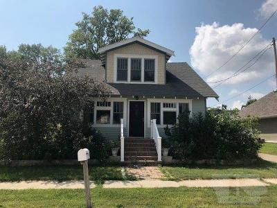 Clear Lake Single Family Home For Sale: 9 S 15th Street
