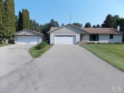 Mason City Single Family Home For Sale: 1002 Fair Meadow Drive